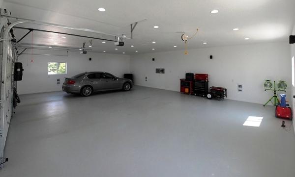 Купить полимерные полы в гараж купить гараж в подольске тройка