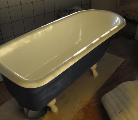 Восстановление ванн Черновцы